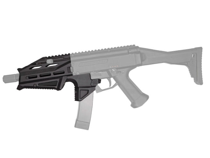 ASG Scorpion EVO 3 - A1 ATEK Complete Kit for Mid Cap Magazines.
