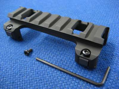 Strike Low profile mount for MP5 and G3