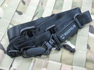 Magpul PTS Green Label MS2 Sling BK