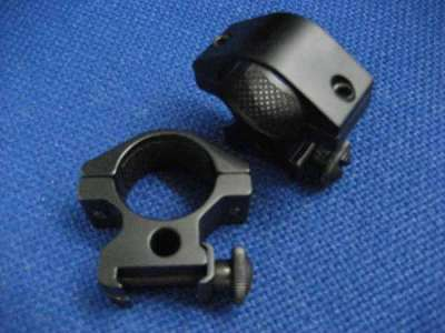 Tokyo Marui Mount Rings for 25mm scopes medium