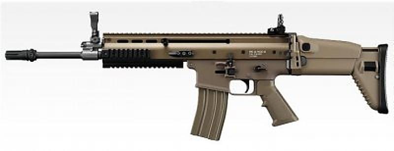 Tokyo Marui Recoil Scar L Tan Airsoft Gun Ebb Aeg Save Airsoft Shop Airsoft Guns Sniper Rifles Airsoft Pistols Parts And Bbs By Firesupport