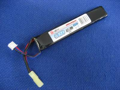 Vapex 7.4v 1450mAh 20c LiPo Battery (Mini Tamiya)